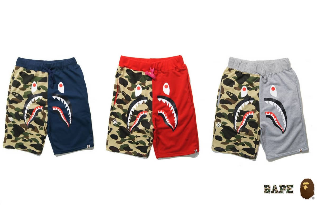 3436788f2039 A bathing ape shorts for sale in USA - FREE SHIPPING - Suwult LLC