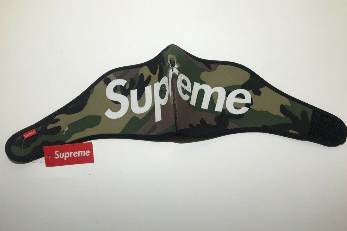 10d27699c95 Supreme Camouflage Mask - Bathing Ape Bape Shmateo and Teo - Suwult LLC