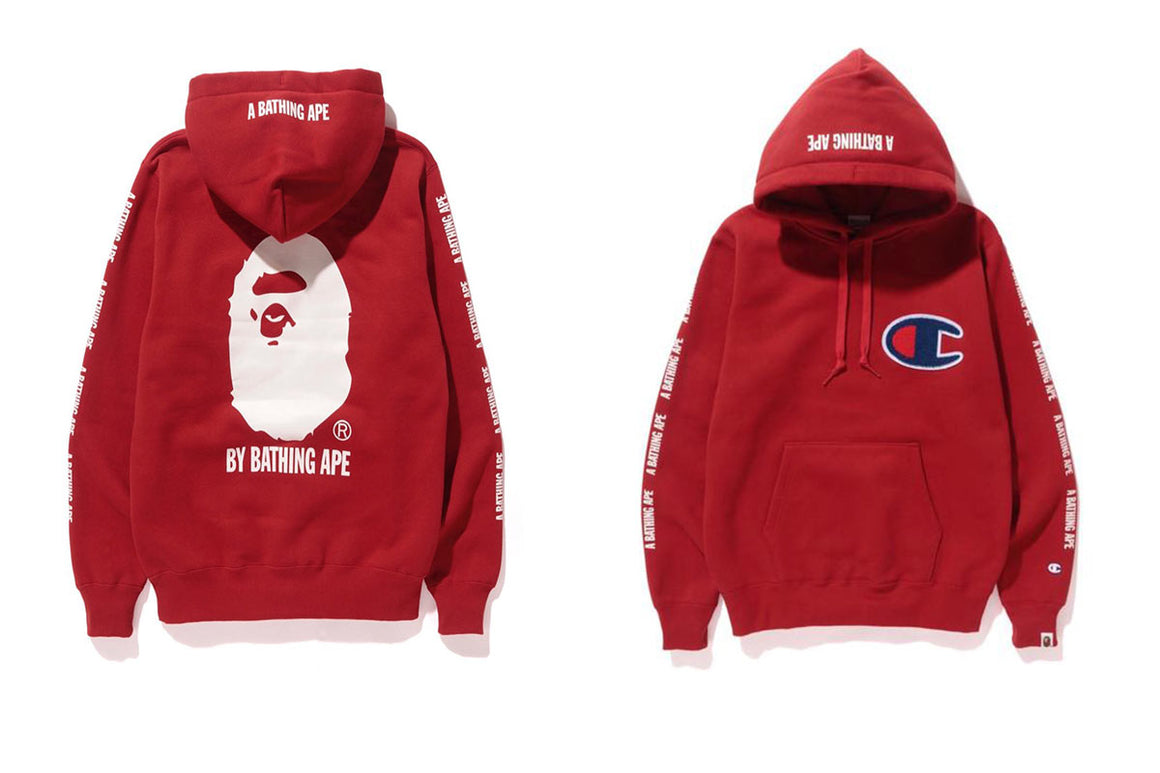 558a22683 A bathing ape college hoodie