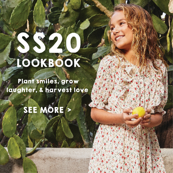 spring summer 2020 lookbook plant smiles, grow laughter, harvest love see more