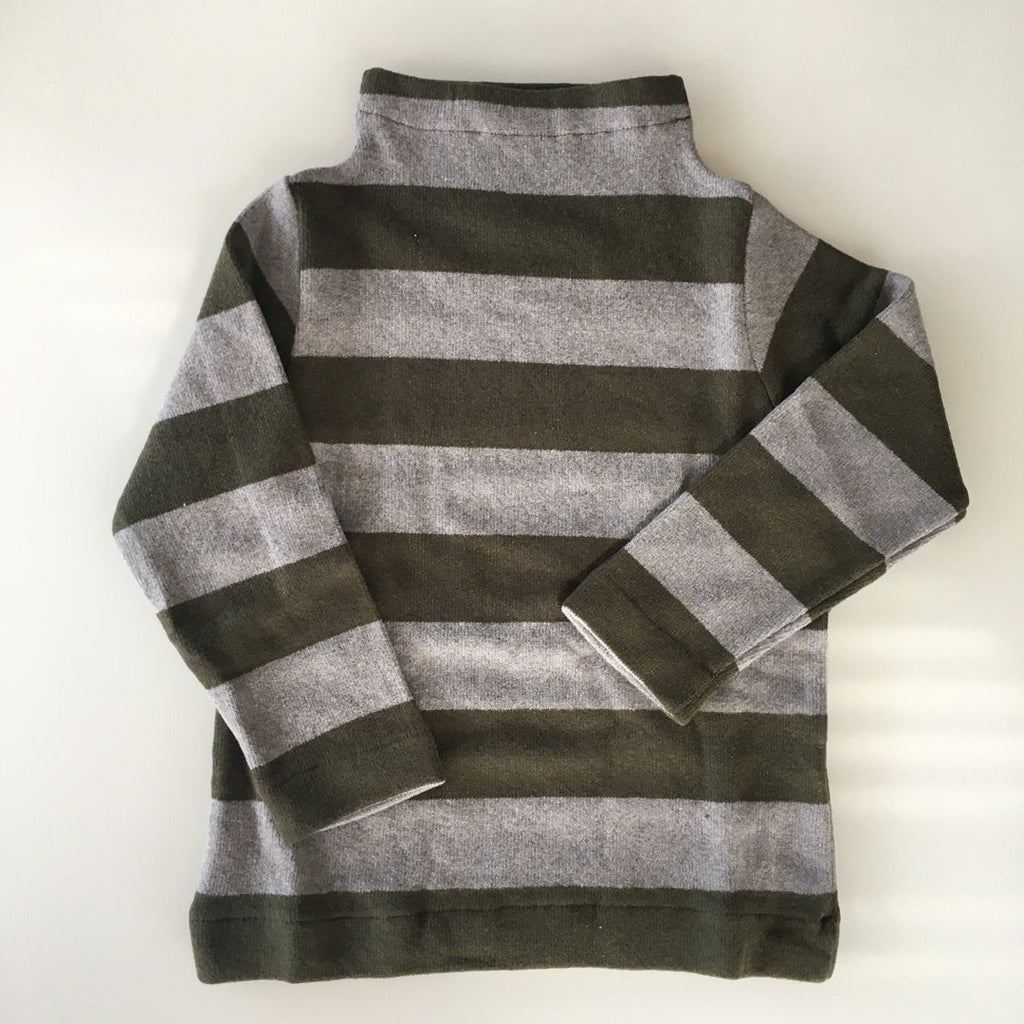 Boys' turtleneck sweater by Il Guardarobino in warm cotton