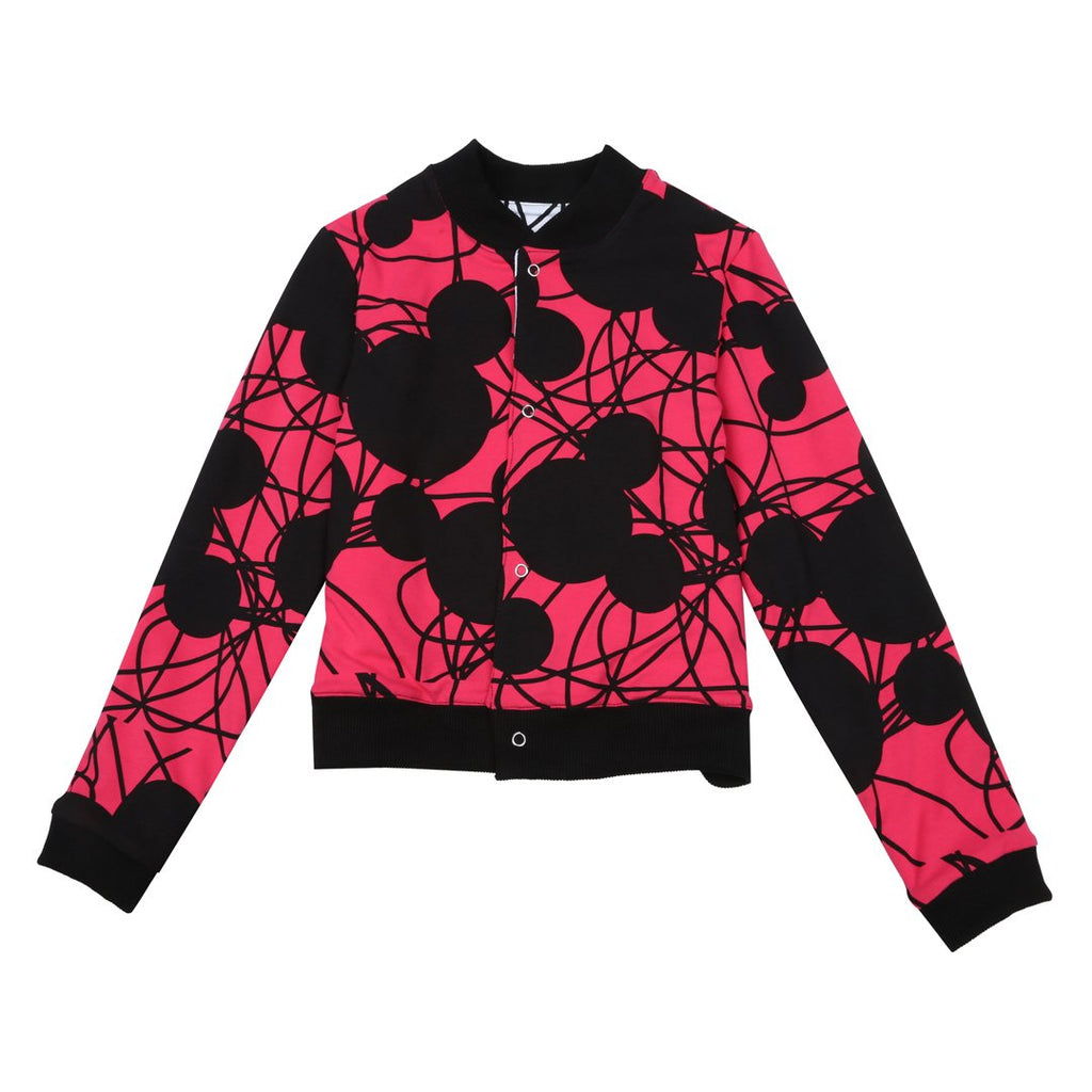 Reversible Bomber Magenta Mouse