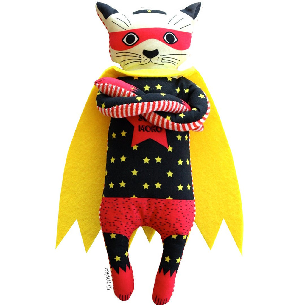 Supermoko Original Stuffed Toy