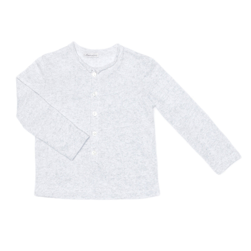 Knit shirt recycled cotton