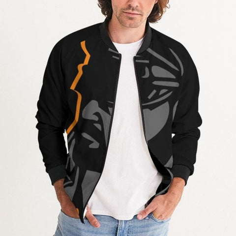 Biker 2 Men's Bomber Jacket