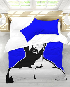 Muscle King Duvet Cover Set