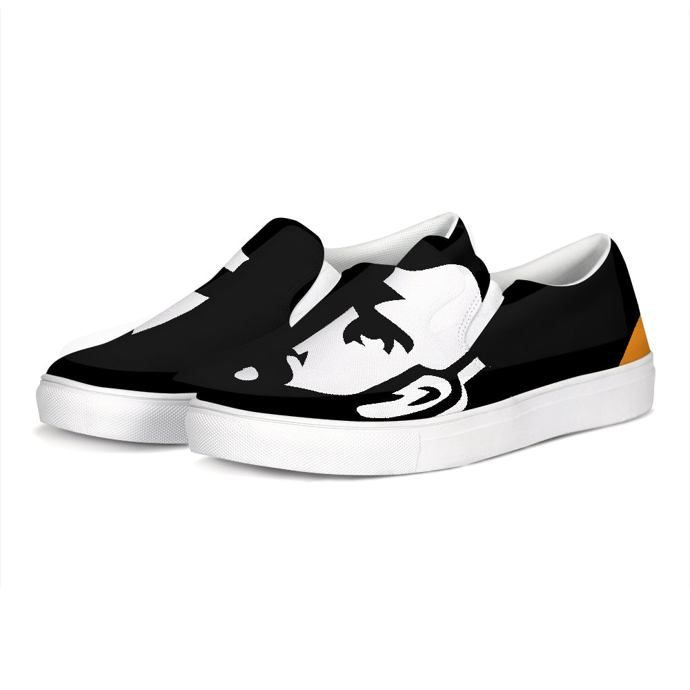 In Shadows Slip-On Canvas Shoe