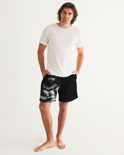 Leather Series 2 Men's Swim Trunk