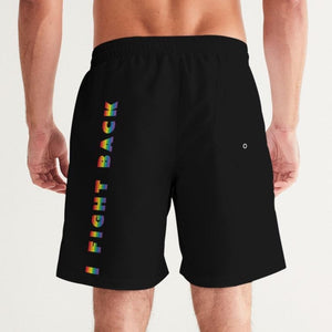 I Fight Back Men's Swim Trunk