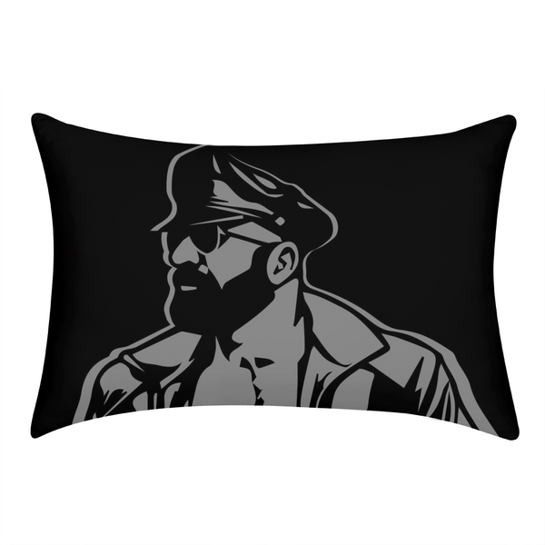 Leather Dad Queen Pillow Cases