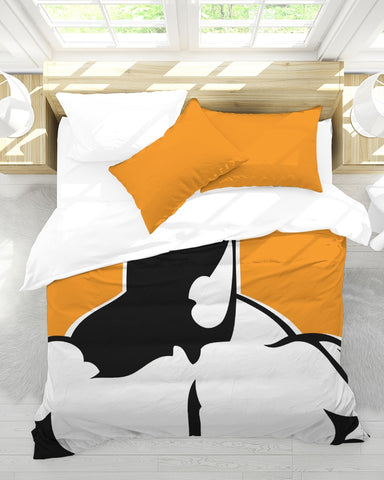 Stache King Duvet Cover Set