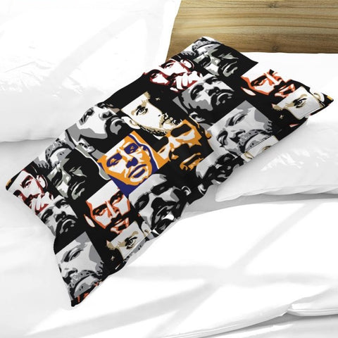Crowd King Pillow Case