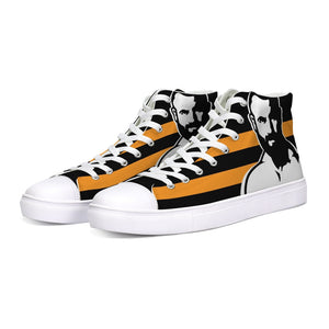 Jock Hightop Canvas Shoe