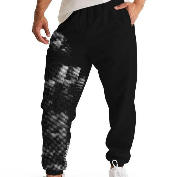 Leather Series 5 Men's Track Pants