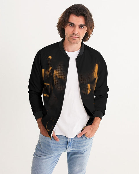 Leather series 1 Men's Bomber Jacket