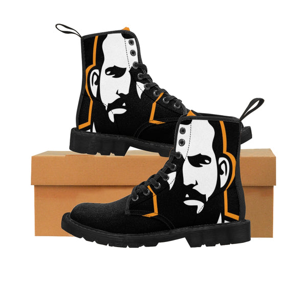 Man Logo Men's Boots