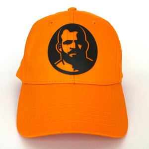 Orange Classic Dad Cap