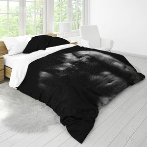 Leather Series 5 King Duvet Cover Set