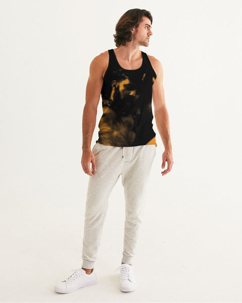 Leather Series 7 Men's Tank