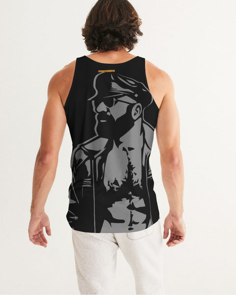 Leather Dad Men's Tank