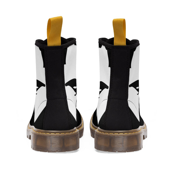 Suspenders Men's Boots