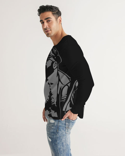 Leather Dad Men's Long Sleeve Tee