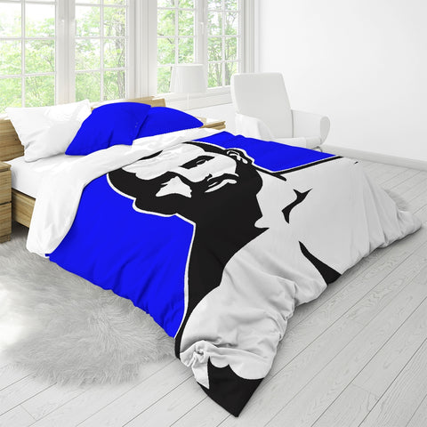 Muscle Queen Duvet Cover Set