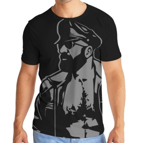 Leather Dad Men's Tee