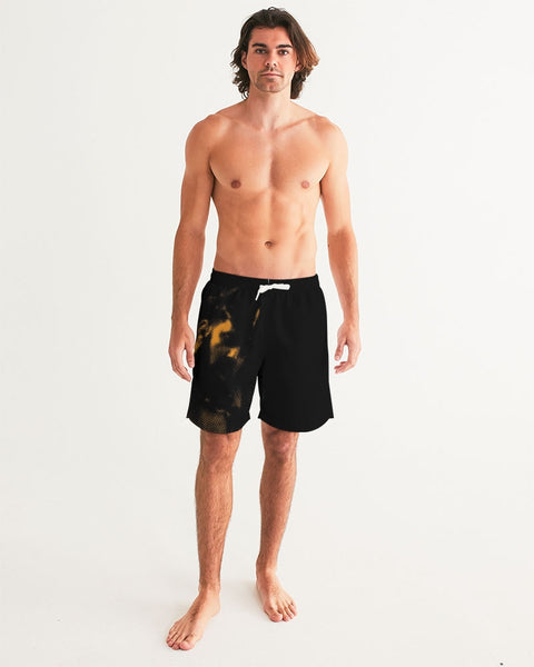 Leather Series 7 Men's Swim Trunk