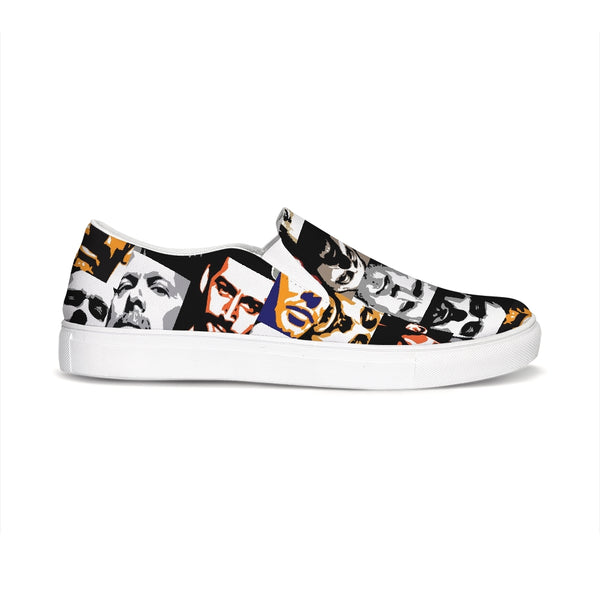 Crowd Slip-On Canvas Shoe