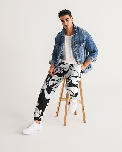 Simply Masculine Men's Track Pants