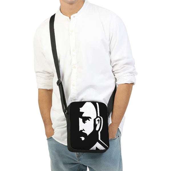 In Shadows Messenger Pouch