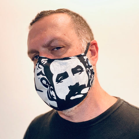 Simply Masculine Face Mask
