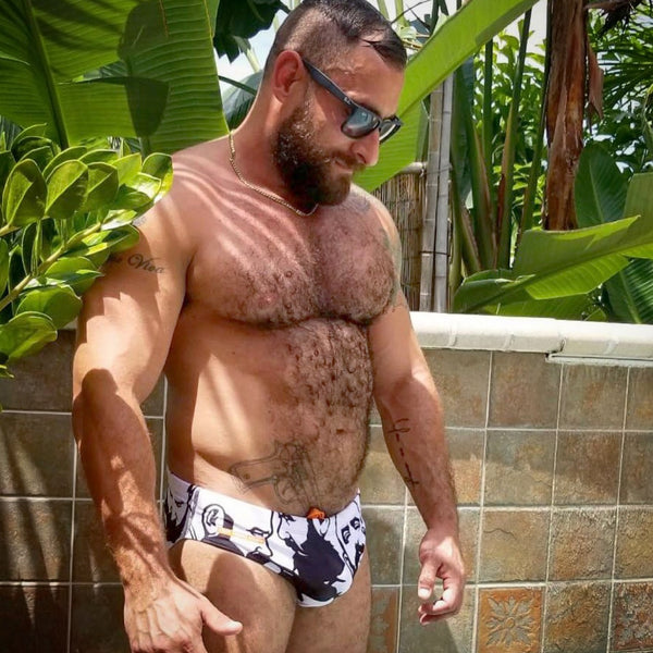 Simply Masculine swimsuit