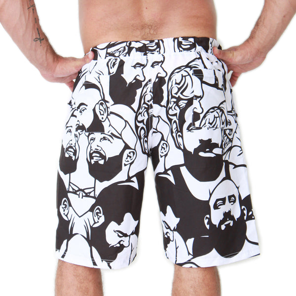 Simply Masculine Board Shorts