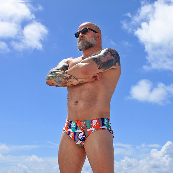 MEN OF COLORS swimsuit