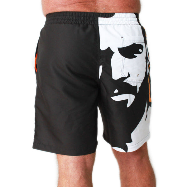Man Icon Men's Swim Trunk