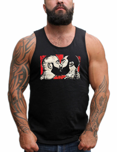 Love is Love hand printed T-shirt & Tank Top