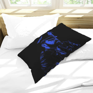 Leather Series 4 Queen Pillow Cases