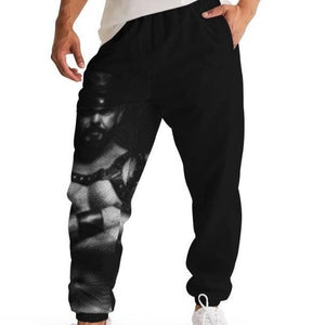 Leather Series 2 Men's Track Pants