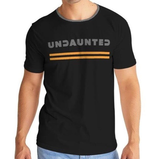 UNDAUNTED  Men's Tee