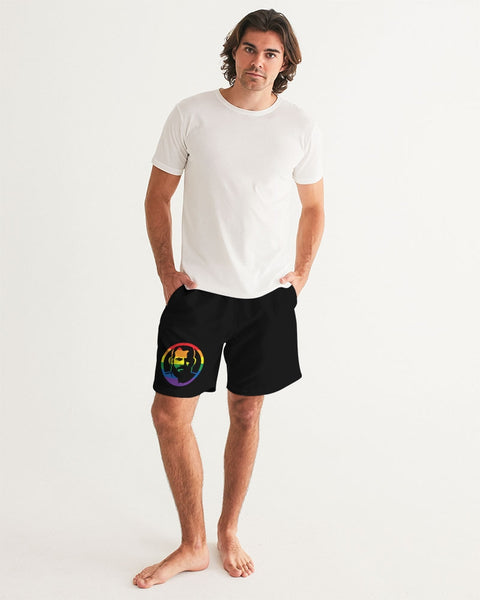 Pride Men's Swim Trunk