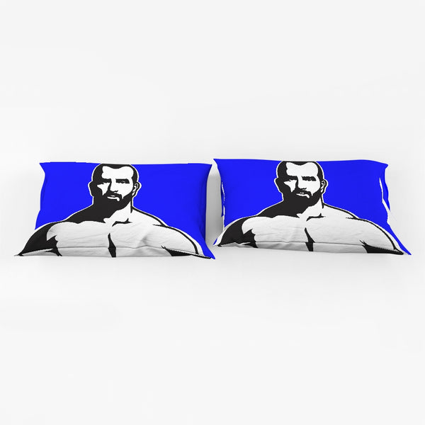 Muscle Queen Pillow Case