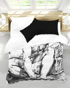 Prometheus Queen Duvet Cover Set