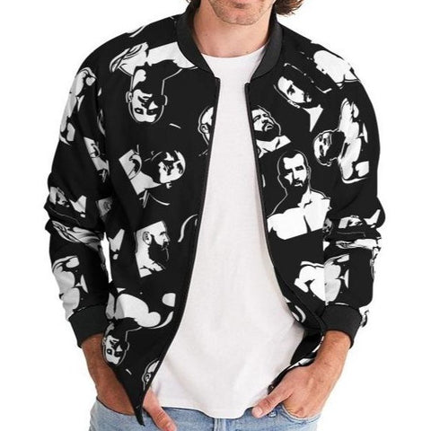 Butch Men's Bomber Jacket