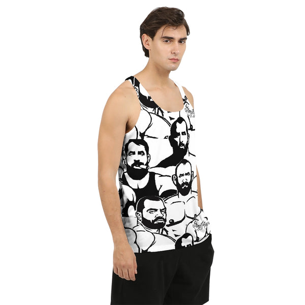 Bear Pride Men's Tank