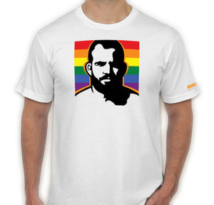 Man Icon Pride Light Colors T-shirt