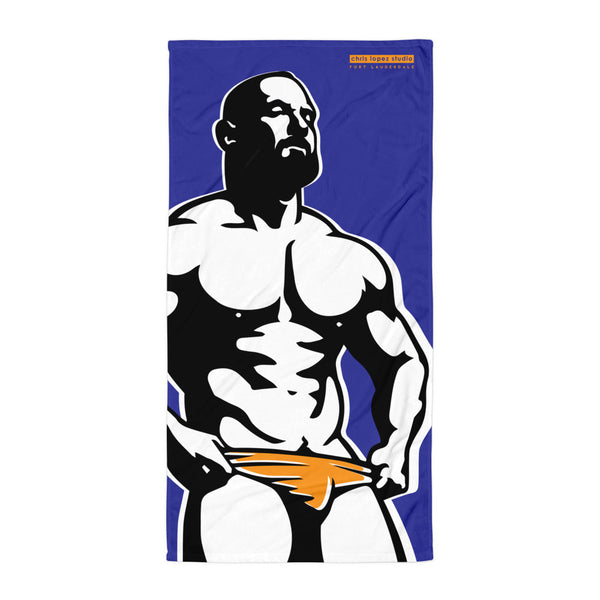 Muscle Beach Towel