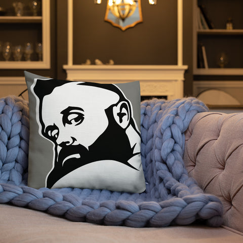 Big Beard Premium Pillow