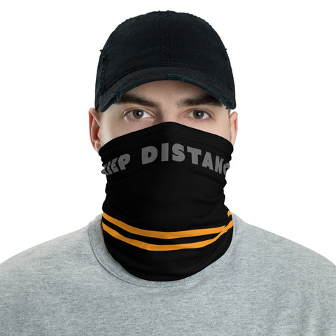 Keep Distance Neck Gaiter